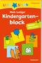 Mein lustiger Kindergartenblock - Spielen und Lernen