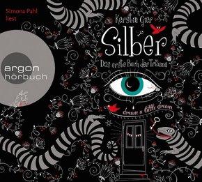 Silber - Das erste Buch der Träume, 8 Audio-CDs