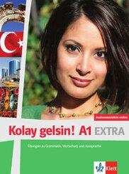 Kolay gelsin! Türkisch für Anfänger: Übungen zu Grammatik, Wortschatz und Aussprache