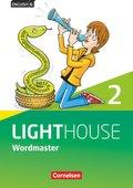 English G Lighthouse, Allgemeine Ausgabe: 6. Schuljahr, Wordmaster; 2