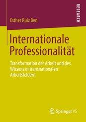 Internationale Professionalität