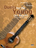 Duets for the Young (At Heart), für 2 Gitarren, m. Audio-CD