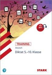 Diktat 5.-10. Klasse, Gymnasium, m. MP3-CD