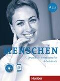 Menschen - Deutsch als Fremdsprache: Arbeitsbuch, m. Audio-CD; .A2/2