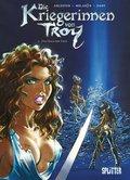 Die Kriegerinnen von Troy - Das Gold der Tiefe