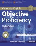 Objective Proficiency (Second Edition): Student's Book with Answers with Downloadable Software