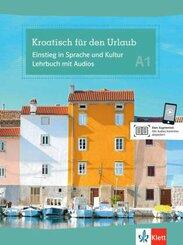 Kroatisch für den Urlaub, m. Audio-CD