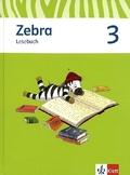 Zebra, Ausgabe ab 2011: 3. Schuljahr, Lesebuch