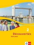 Découvertes - Série jaune: Schülerbuch; Bd.2