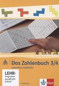 Das Zahlenbuch, Allgemeine Ausgabe (2012): 3./4. Schuljahr, Interaktive Tafelbilder, CD-ROM