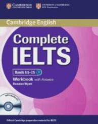 Complete IELTS, Advanced: Workbook with Answers and Audio-CD
