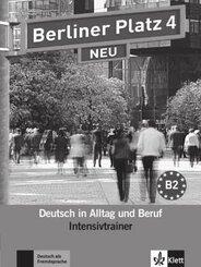Berliner Platz NEU: Intensivtrainer; Bd.4