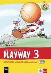 Playway ab Klasse 3 (Ausgabe 2013): Playway 3. Ab Klasse 3, m. 1 CD-ROM