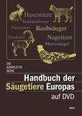Handbuch der Säugetiere Europas, DVD