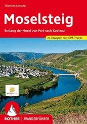Rother Wanderführer Moselsteig