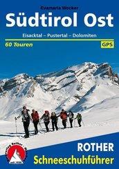 Rother Schneeschuhführer Südtirol Ost