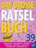 Das große Rätselbuch - Tl.39