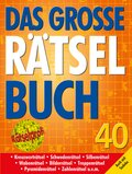 Das große Rätselbuch - Tl.40