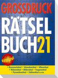 Großdruck-Rätselbuch - Tl.21