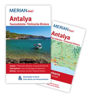 Merian live! Antalya - Reiseführer