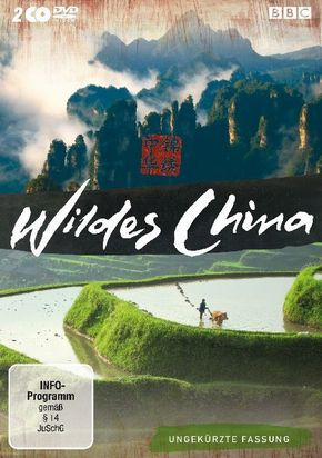 Wildes China, ungekürzte Fassung, 2 DVDs