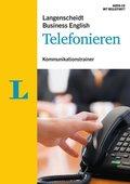 Langenscheidt Business English Telefonieren, Audio-CD + Begleitheft