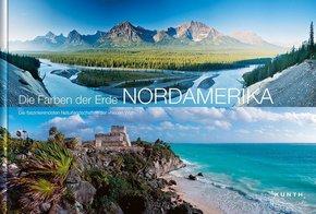 Die Farben der Erde - Nordamerika