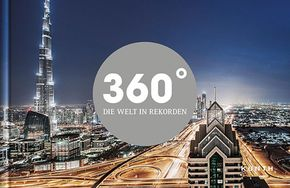 360 Grad - Die Welt in Rekorden