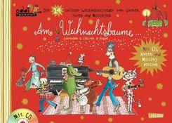 Am Weihnachtsbaume, m. 1 Audio-CD