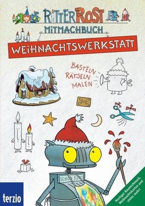 Ritter Rost Mitmachbuch: Weihnachtswerkstatt