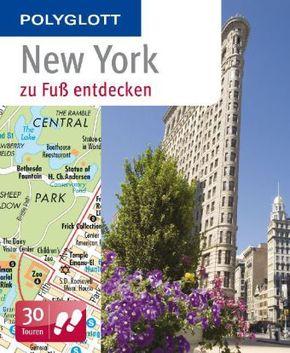polyglott new york zu fu entdecken reisef hrer ken. Black Bedroom Furniture Sets. Home Design Ideas