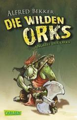 Die wilden Orks - Angriff der Orks