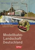 Modellbahn-Landschaft Deutschland