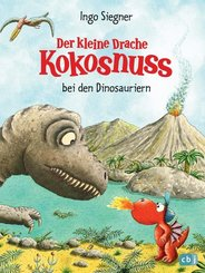 Der kleine Drache Kokosnuss bei den Dinosauriern