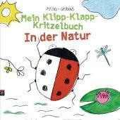 Mein Klipp-Klapp-Kritzelbuch - In der Natur