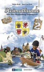 Heimatkunde. Alles über Mecklenburg-Vorpommern - Bd.2