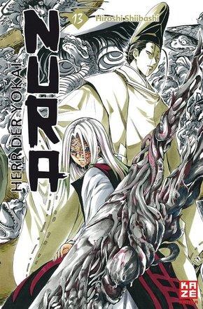 Nura, Herr der Yokai - Bd.13