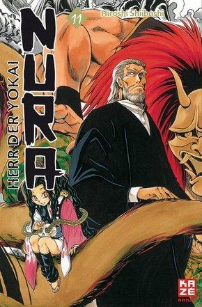 Nura, Herr der Yokai - Bd.11