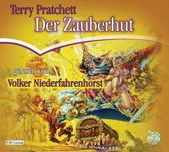 Der Zauberhut, 9 Audio-CDs
