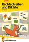 Rechtschreiben und Diktate 4. Klasse