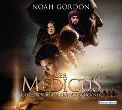 Der Medicus, 8 Audio-CDs