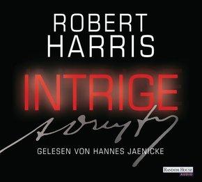 Intrige, 6 Audio-CDs