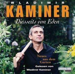 Diesseits von Eden - Neues aus dem Garten, 2 Audio-CDs
