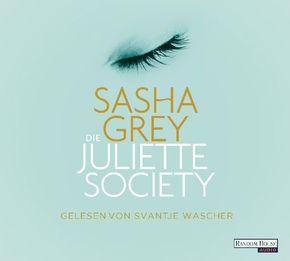 Die Juliette Society, 6 Audio-CDs