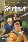Die Jungen von Burg Schreckenstein - Auf Schreckenstein geht's lustig zu