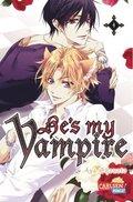 He's my Vampire - Bd.4