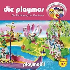 Die Playmos - Die Entführung der Einhörner, 1 Audio-CD