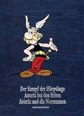 Der Kampf der Häuptlinge; Asterix bei den Briten; Asterix und die Normannen