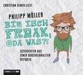 Bin isch Freak, oda was?!, 4 Audio-CDs