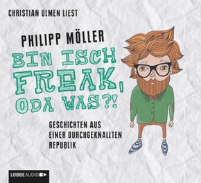 Bin isch Freak, oda was?!, 4 Audio-CDs